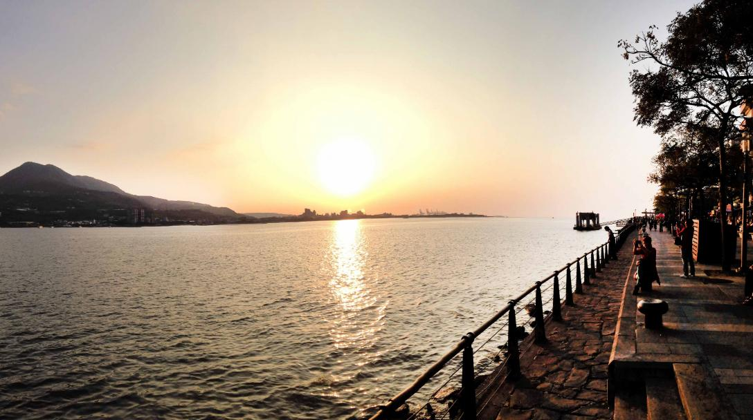Tamsui Sunset (淡水日落)