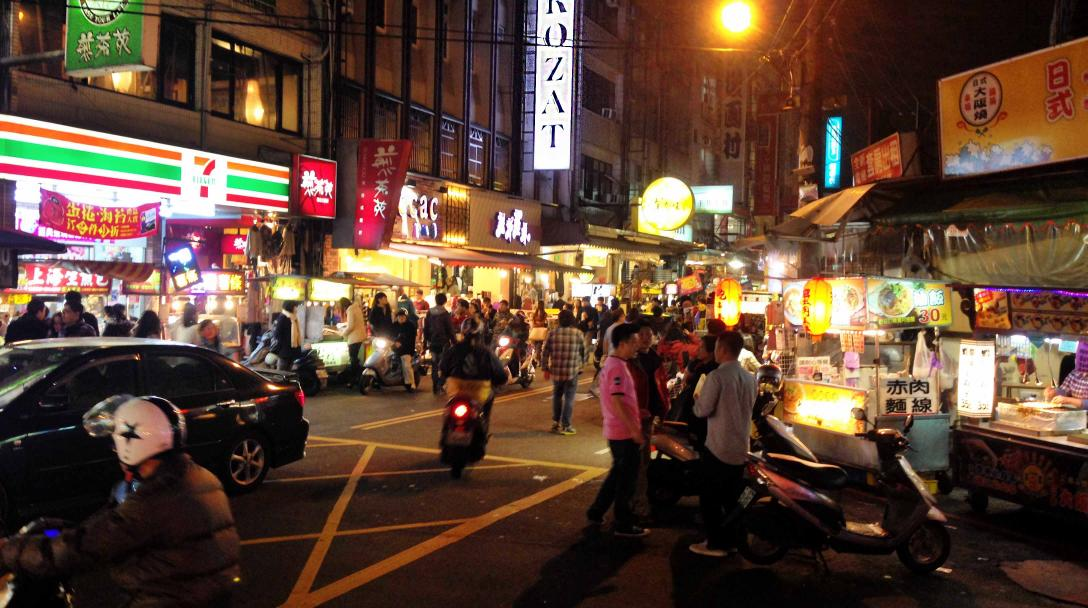 Xinming Night Market (新明夜市)