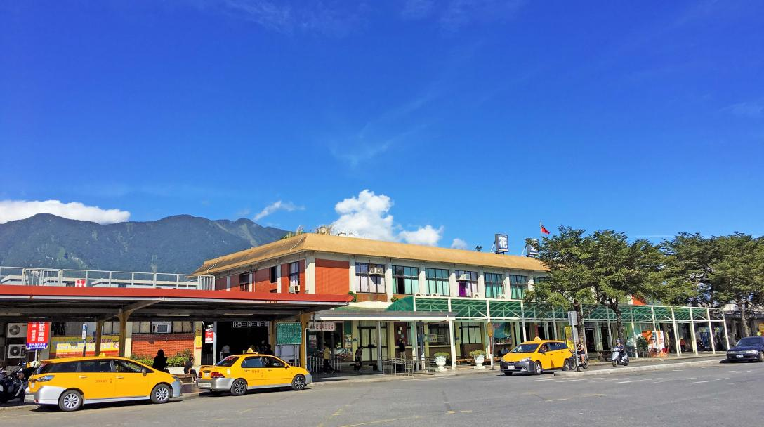 Hualien Train Station (花蓮火車站)