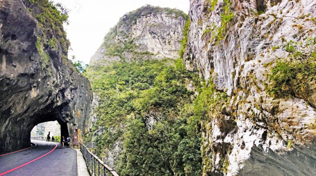 Taroko Swallow Grotto Trail (燕子口步道)