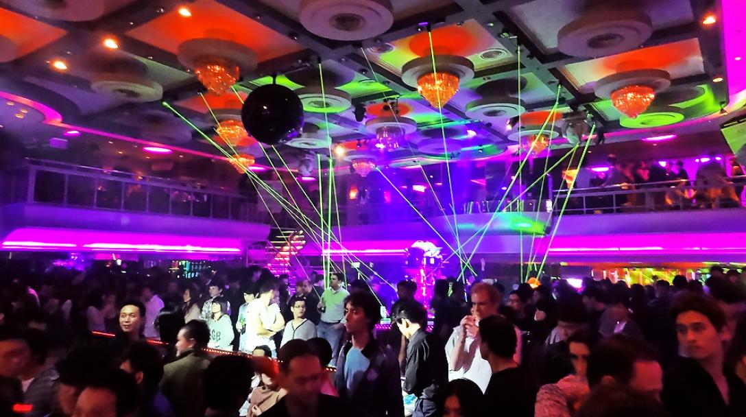 East District Clubbing  (東區夜店)