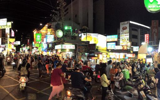 Taichung Tung Hai Night Market (台中東海夜市)