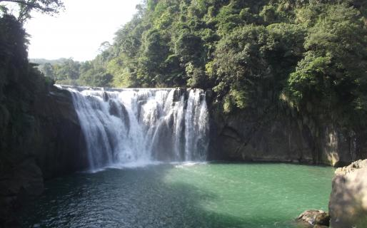 Shifen Waterfall (十分大瀑布)