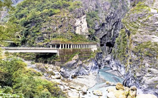 Taroko Jinheng Bridge (靳恆橋)