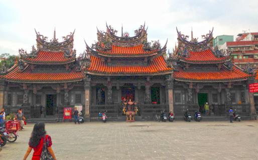 Qingshui Zushi Temple (清水祖師廟, Divine Ancestor Temple)