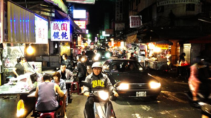 Wenhua North Street Night Market (文化北路夜市)